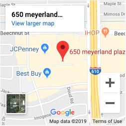 lovett dental meyerland plaza map